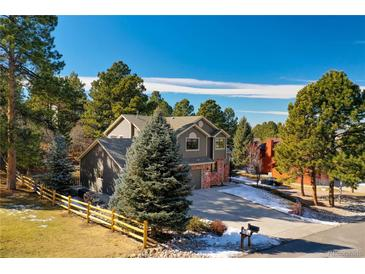 Photo one of 8088 Lt William Clark Rd Parker CO 80134 | MLS 6938885