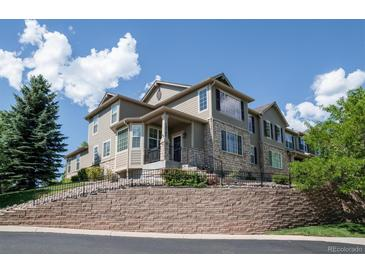 Photo one of 12765 W Brittany Dr Littleton CO 80127 | MLS 7030872