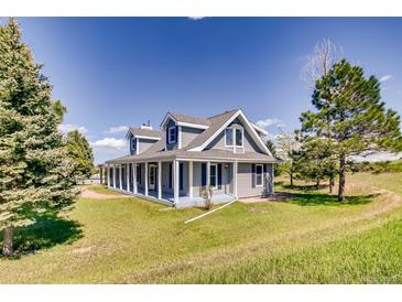 Photo one of 82 Meadow Station Rd Parker CO 80138 | MLS 7052477