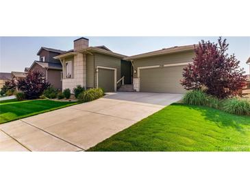 Photo one of 17400 W 94Th Dr Arvada CO 80007   MLS 7095427