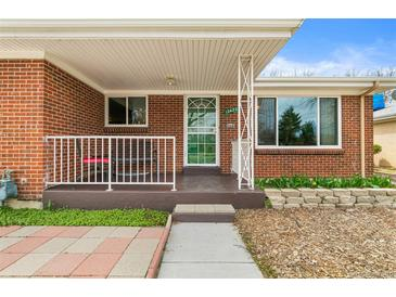 Photo one of 12432 E 30Th Ave Aurora CO 80011 | MLS 7106421