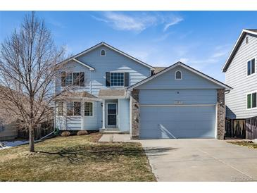 Photo one of 12873 Capital Creek St Parker CO 80134 | MLS 7138776
