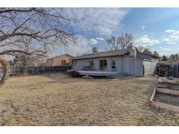 Photo one of 8707 W 86Th Ave Arvada CO 80005 | MLS 7199219