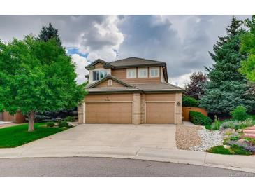 Photo one of 9522 Sand Hill Ct Highlands Ranch CO 80126   MLS 7216312