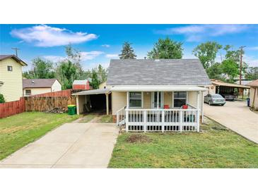 Photo one of 203 3Rd St Fort Lupton CO 80621 | MLS 7227175
