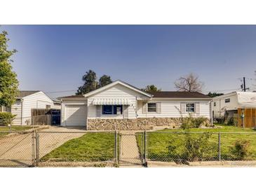 Photo one of 6171 E 60Th Pl Commerce City CO 80022   MLS 7253115