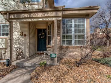 Photo one of 2040 S Xenia Way Denver CO 80231   MLS 7257983