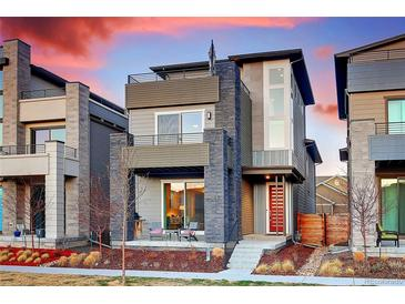 Photo one of 6028 Beeler Ct Denver CO 80238 | MLS 7260845