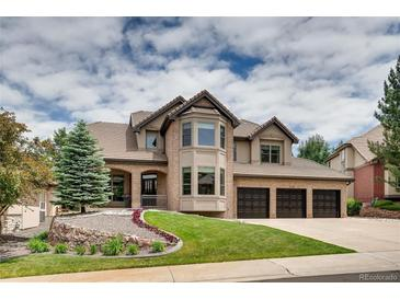 Photo one of 9334 E Hidden Hill Ct Lone Tree CO 80124   MLS 7266487
