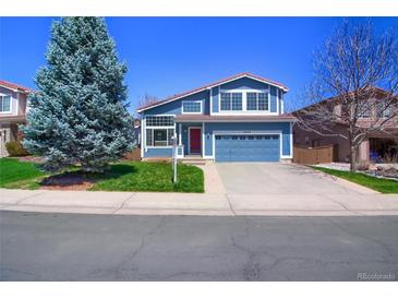 Photo one of 9270 Roadrunner St Highlands Ranch CO 80129 | MLS 7337108