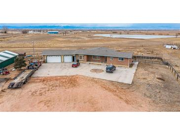 Photo one of 10085 County Road 31 Fort Lupton CO 80621 | MLS 7343507