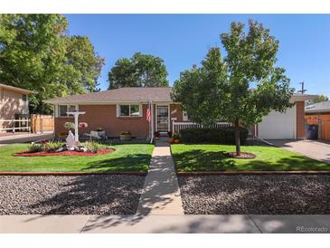 Photo one of 6014 Pierson St Arvada CO 80004 | MLS 7346293