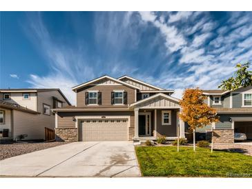 Photo one of 9531 Pagosa Commerce City CO 80022   MLS 7364312