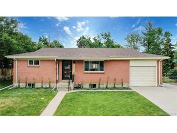 Photo one of 16183 W 13Th Ave Golden CO 80401   MLS 7383798