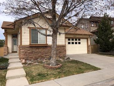 Photo one of 3023 Spearwood Dr Highlands Ranch CO 80126 | MLS 7390059