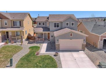 Photo one of 17661 Leisure Lake Dr Monument CO 80132 | MLS 7397243
