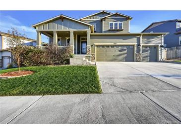 Photo one of 297 Portmeirion Ln Castle Rock CO 80104   MLS 7401041