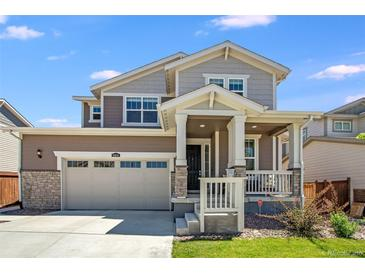 Photo one of 9494 Pitkin St Commerce City CO 80022   MLS 7417852