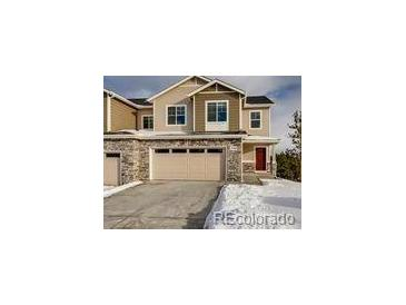 Photo one of 5349 Canyon View Dr # 11 Castle Rock CO 80104 | MLS 7457838