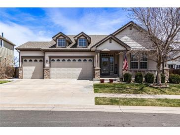 Photo one of 4877 Mt Belford Dr Brighton CO 80601 | MLS 7463899