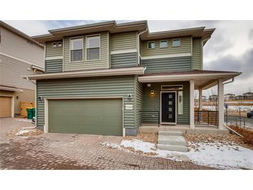 Photo one of 4108 Elegant St Castle Rock CO 80109 | MLS 7511499