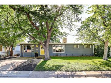 Photo one of 4319 S Jason Ct Englewood CO 80110 | MLS 7514229