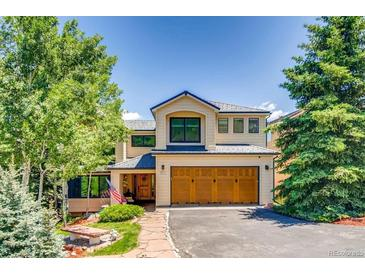 Photo one of 24099 High Meadow Dr Golden CO 80401   MLS 7518408