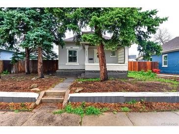 Photo one of 2421 S Acoma St Denver CO 80223   MLS 7558766
