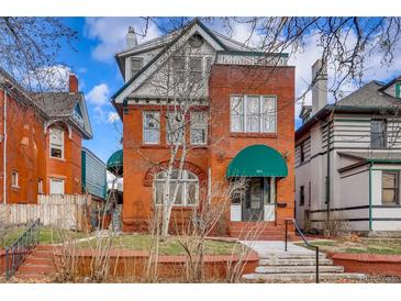 Photo one of 1638 N Emerson St Denver CO 80218 | MLS 7563639