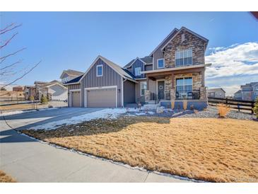 Photo one of 22323 E Mosey Cir Parker CO 80138 | MLS 7582368