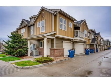 Photo one of 11963 Riverstone Cir # 10A Commerce City CO 80640 | MLS 7591883