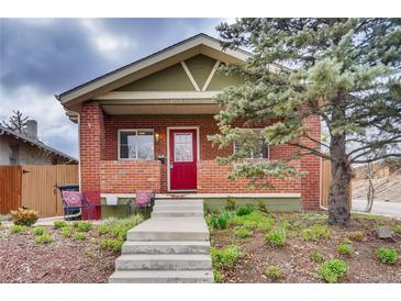 Photo one of 4773 Clay St Denver CO 80211 | MLS 7593938