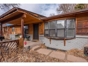 Photo one of 3121 S Downing St Englewood CO 80113 | MLS 7611604