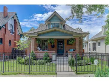 Photo one of 925 S Emerson St Denver CO 80209 | MLS 7634330