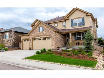 Photo one of 2204 Treetop Dr Castle Rock CO 80109 | MLS 7652642