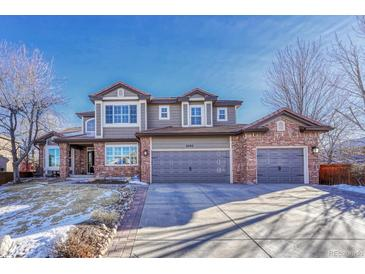 Photo one of 8982 Forrest Dr Highlands Ranch CO 80126 | MLS 7658408