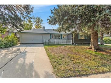 Photo one of 3067 S Holly Pl Denver CO 80222 | MLS 7663952