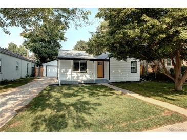 Photo one of 3243 S Ogden St Englewood CO 80113 | MLS 7672870