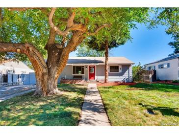 Photo one of 2748 S Linley Ct Denver CO 80236 | MLS 7677674
