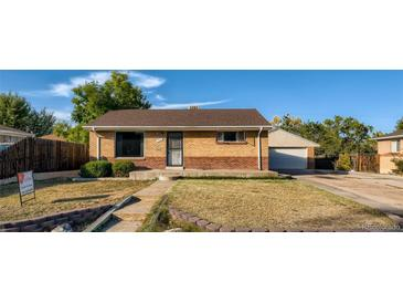 Photo one of 1761 W 79Th Way Denver CO 80221 | MLS 7750776