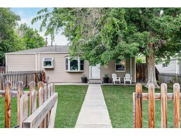 Photo one of 3185 W Evans Ave Denver CO 80219   MLS 7757832
