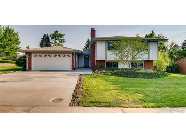 Photo one of 6606 S Apache Dr Littleton CO 80120 | MLS 7761437