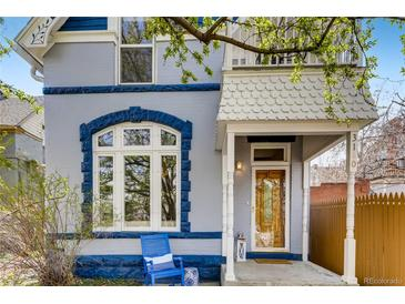 Photo one of 3140 W 23Rd Ave Denver CO 80211 | MLS 7829556