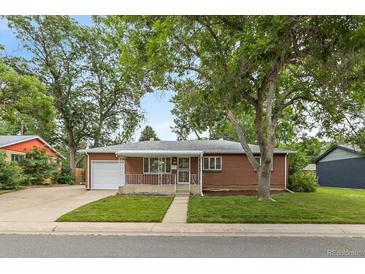 Photo one of 6786 Newcombe St Arvada CO 80004   MLS 7843731