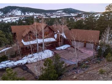 Photo one of 9 Indian Paintbrush Dr Golden CO 80401 | MLS 7850974