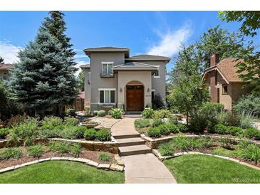 Photo one of 2265 S Cook St Denver CO 80210   MLS 7962826