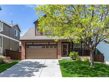 Photo one of 10342 Rotherwood Cir Highlands Ranch CO 80130   MLS 7983936