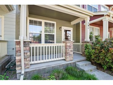 Photo one of 15612 E 96Th Way # 19C Commerce City CO 80022 | MLS 7985737