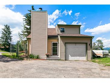 Photo one of 30793 Hilltop Dr Evergreen CO 80439 | MLS 8018557