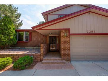 Photo one of 7292 Russell Ct Arvada CO 80007   MLS 8030571
